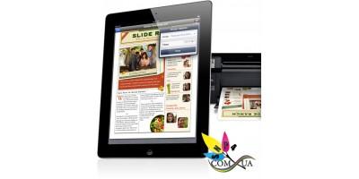 Принтери AirPrint. Друк з iPad, iPhone і iPod touch по Wi-Fi