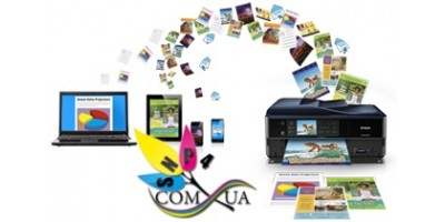 Epson Email Print, Epson iPrint, Apple AirPrint і Google Cloud Print
