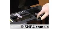 Налаштування довжини чорнильного шлейфу СБПЧ