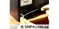 Виведення памперса на принтері Epson