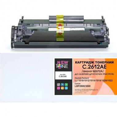 Тонерний картридж HP LaserJet 3020