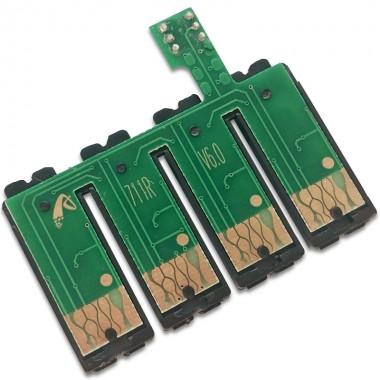 Планка чипов СНПЧ Epson Stylus DX6000 (T0711)