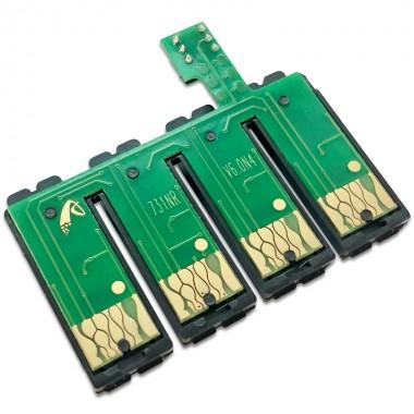 Планка чипов СНПЧ Epson Stylus TX209 (T0731)