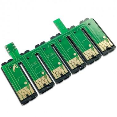 Планка чипов СНПЧ Epson Stylus Photo RX590 (T0811)