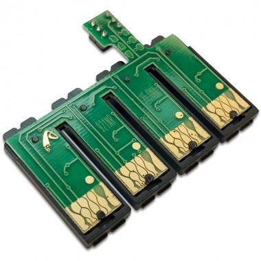 Планка чипов СНПЧ Epson Stylus TX117 (T0921)