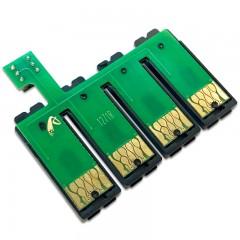 Чип к СНПЧ для Epson WorkForce WF-7520