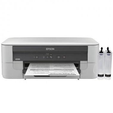 Система непрерывной подачи чернил (СНПЧ) Epson K201