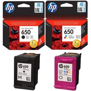 Струменеві оригинальні картриджі HP DeskJet 2546