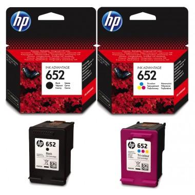 Струменеві оригинальні картриджі HP DeskJet 4675