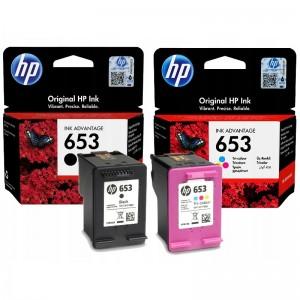 Картриджи для HP DeskJet Plus Ink Advantage 6075