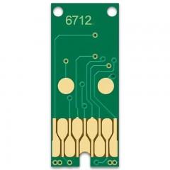 Чип «памперса» Epson WorkForce Pro WF-8090DW