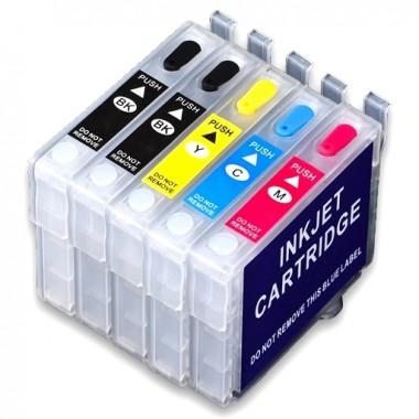 Перезаправляемые картриджи Epson Stylus C110
