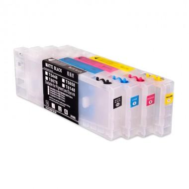 Перезаправляемые картриджи Epson Stylus Pro 4450