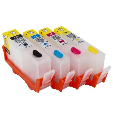 Перезаправляемые картриджи HP DeskJet Ink Advantage 6525