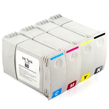 Перезаправляемые картриджи HP DesignJet 1050